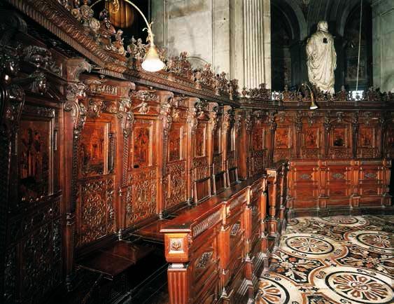 Alessi - Taurini: Il coro