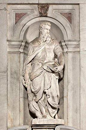 A. Fontana: S. Giovanni Evangelista.