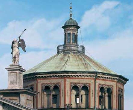 La cupola del Dolcebono